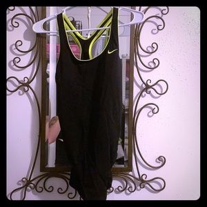 Nike One Piece size Medium